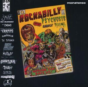 Guana Batz - Rockabilly Psychosis and the Garage Disease