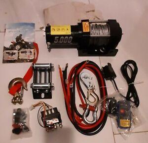 5000lbs ATV/UTV Winch kit
