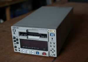 Sony DSR1500 AP DVCam Recorder and Player. Very low hours, great condition.