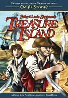 Robert Louis Stevenson's Treasure Island: A Choose Your Path Book: By Hoena, ...