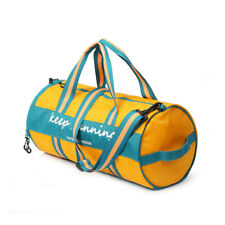 Sports Gym Bag with Wet Pocket & Shoes Compartment Unisex Travel Duffel Bags