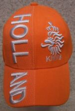 Embroidered Baseball Cap Soccer International Holland KNVB Beker Cup NEW