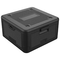 Thermobox Klappbar 17 L | Isolierbox 41x38x22cm | Transportbox Faltbar