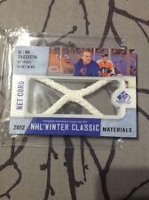 Glenn Anderson SP Authentic's 2013-2014, Numberd 24/25 Winter Classic Net Cord