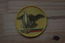 Patch écusson insigne militaire 2e REG Régiment étranger Génie Légion étrangère