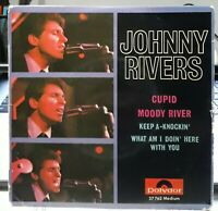 "JOHNNY RIVERS - cupid + 3 45"" EP Polydor 27 762 FR."