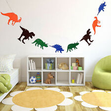Funny Dinosaur Garland Banner Hanging Bunting Birthday Party Supplies Home Decor
