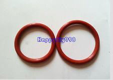 10pcs Tube Dampers Silicone O-Ring for 12AX7/12AU7/ECC88/JAN5670/6DJ8 AMP tube