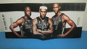 NBA- LEBRON JAMES AND THE MIAMI HEAT BIG 3  FAN & RALLY CLAPPER