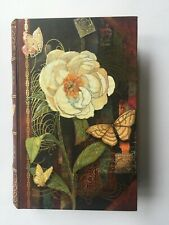 Flower. Faux. Stained. Glass. Punch Studio. Faux Book Box. Easter. Valentine.