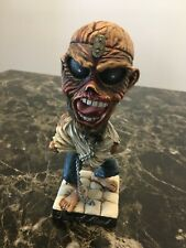 Iron Maiden Piece of Mind Eddie Bobble Head Knocker NECA