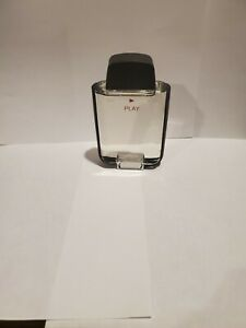 Givenchy PLAY 3.3oz After Shave Lotion Splash (minor scratches on bottle)