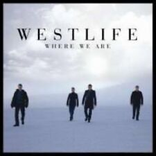 Where We Are by Westlife (CD, Nov-2009, Syco Music)