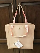 Michael Kors Tote Bag Purse Beige Pink Fragrance Perfume Promotion New