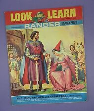 Look and Learn Ranger Comic No. 286, 8thJuly 1967, McConnell Art, Trigan Empire
