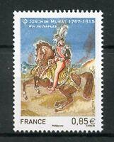 France 2017 MNH Joachim Murat King of Naples 1v Set Horses Military Stamps