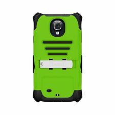 Trident Case AMS-SAM-S4-TG Kraken AMS w/ Holster for Samsung Galaxy S4 - Green
