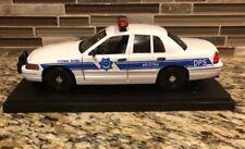 Ford Crown Victoria Arizona Highway Patrol Car 1/18 Diecast With Display Case