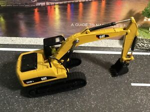 1:87 CAT HO Scale Hydraulic Excavator DIECAST MASTERS  85262