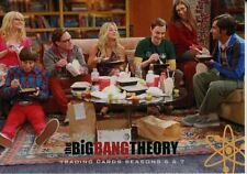 Big Bang Theory Seasons 6 & 7 Mini Master Set Base & 3 Chase Sets