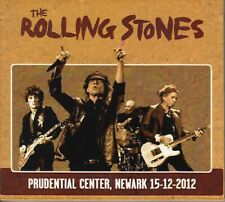 THE ROLLING STONES. 2012. NEWARK. AWESOME SOUNDBOARD. 2 CD.