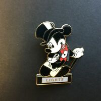 WDW - Light, Camera, Pins Event Parting Gift - Mickey Mouse LE Disney Pin 29391