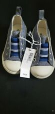 Old Navy Denim Toddler Shoes Size 5 New with Tags Slip On