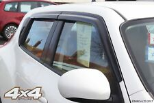 For Nissan Juke Wind Deflectors Set (4 pieces)