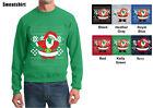 Dabbing Santa Ugly Christmas Sweater Dabbing Santa Sweatshirt Dabbing Santa