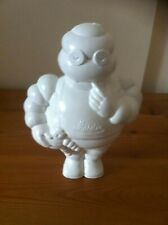 """Retro Michelin Man Squeaky Toy 6"""" Figure by Jouets Petitcollin Vintage"""