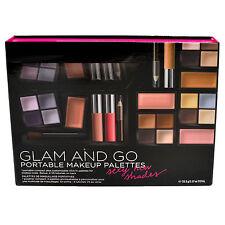 Victoria's Secret Makeup Kit Glam And Go Portable Cosmetic Palettes Set Vs New