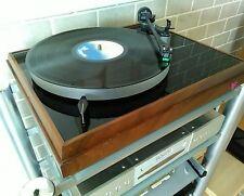 Original Pink Triangle PT1 turntable with Linn Basik tonearm