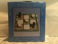 NEW Cracker Barrel Tic Tac Toe Golf Gift
