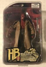 Red with Samaritan & Sword action figure - Hell Boy 2 The Golden Army Mezco 2008