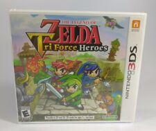 THE LEGEND OF ZELDA™ TRI FORCE HEROES 32 DUNGEONS - NINTENDO 3DS™ BRAND NEW!