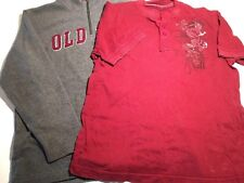 Lot of Boy's Size L(10-12) Tops