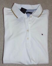 ~NWT Women's TOMMY HILFIGER Short Sleeve Polo Shirt Size Large FS:)~