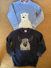 Boys Age 5-6 X2 Jumpers