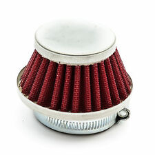 Pitbike Carburettor Performance 42mm KN Type Air Filter Red 125cc 140cc Dirtbike