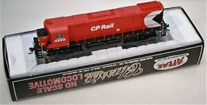 ATLAS CLASSIC HO CPR C-424 PH3 PACMAN RD #4208 DCC INSTALLED