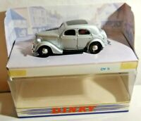 MATCHBOX THE DINKY COLLECTION 1:43 SCALE 1950 FORD V8 PILOT - SILVER - DY5-B