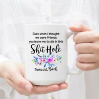 Retirement Mug Retirement Gifts For Women Coworker Leaving Gift Funny Going Away