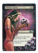 MTG magic LILIANA'S CARESS ALTERED PAINTED ART CARD