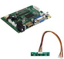 1PCS HDMI VGA 2AV Reversing Driver board work for 7inch AT070TN92 800x480 lcd di