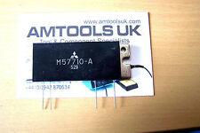 Mitsubishi M55710-A Vhf PA módulo 30W 2M, 4M, 6M transmisor-receptor de jamón