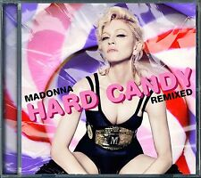 Madonna Hard Candy Remixed CD