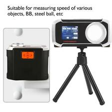 Shooting Chronograph Speed Tester For Airsoft Paintball BB Accuracy LCD Display