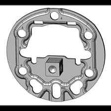 Yakima Replacement Backplate for Sparetime with Short Extension 8890242 8890243