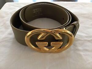 gucci womens belt