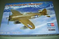 Hobbyboss Republic P-47D Thunderbolt Razorback 1/72 Escala